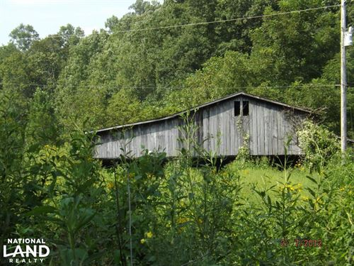 Homesite, Pasture, Crop, Woods : Tyner : Jackson County : Kentucky