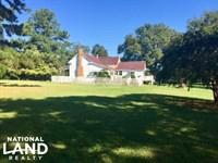 Historic Longshadow Farm Hunting Re : Ellaville : Schley County : Georgia