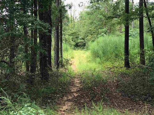 Beautiful Land With 1930'S Cottage : Covington : Walton County : Georgia