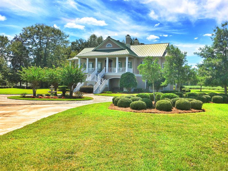 Price Reduced Cricket Hill Farms : Twin City : Candler County : Georgia