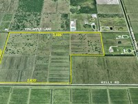 193 Ac Pasture, Cattle Working Pens : Fort Pierce : Saint Lucie County : Florida