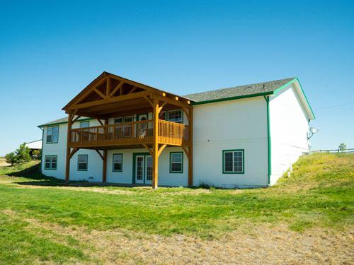 Miller Morgan County Farm : Wiggins : Morgan County : Colorado