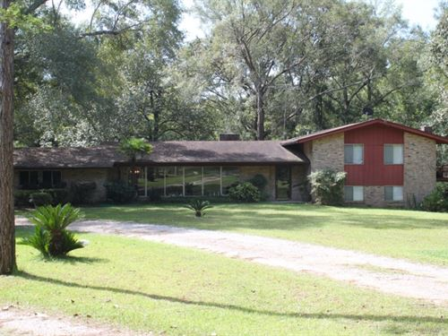 27 Acres With Home In George County : Lucedale : George County : Mississippi