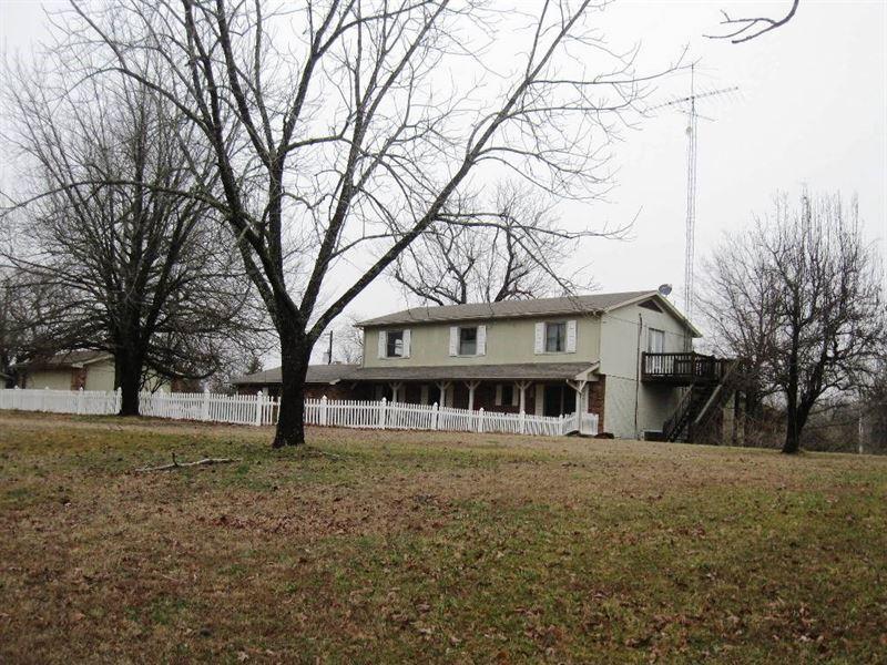 Arkansas Hobby Farm North Central : Salem : Fulton County : Arkansas