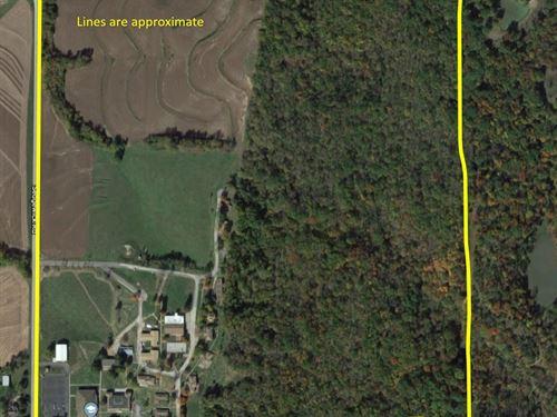 150 Acres M/L Complete Campus : Atchison : Kansas