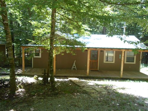 Cabin 15.9 Acres Franklin County : McCall Creek : Franklin County : Mississippi