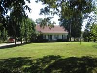 Home Adamsville Tn, Hobby Farm : Adamsville : Hardin County : Tennessee