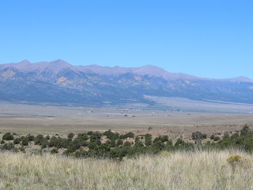 Land Cuerno Verde Pines Westcliffe : Westcliffe : Custer County : Colorado
