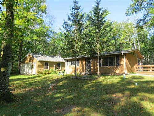 40 Acres, Cabin/Home, Hunting Land : Finlayson : Pine County : Minnesota