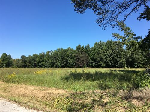 80 Acres in Calhoun County, MS : Big Creek : Calhoun County : Mississippi