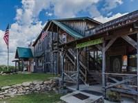 River Ranch, Cabins, Trail Rides : West Plains : Douglas County : Missouri