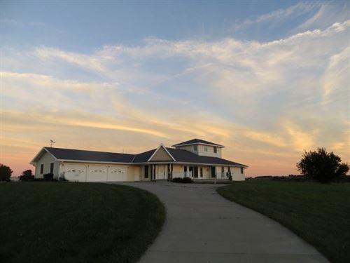 Acreage, Missouri Valley, IA : Missouri Valley : Harrison County : Iowa