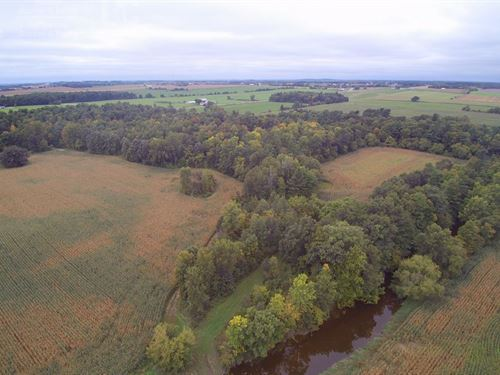 Premier Land For Sale : Reedsville : Manitowoc County : Wisconsin