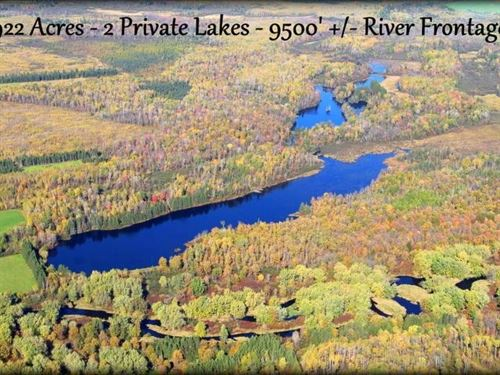 Northwoods Wild Kingdom : Prentic : Price County : Wisconsin
