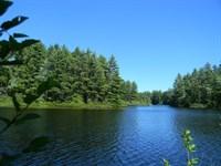 Thirteen Mile Lake : Toivola : Houghton County : Michigan