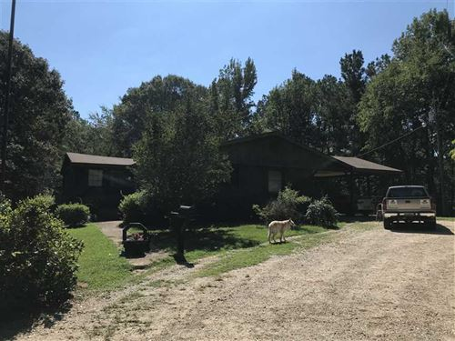 House And Acreage on Tabernacle Rd : Ethelsville : Pickens County : Alabama