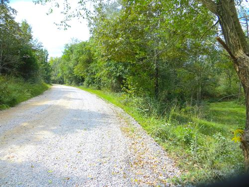 Homesite With Acreage For Sale : Thayer : Oregon County : Missouri