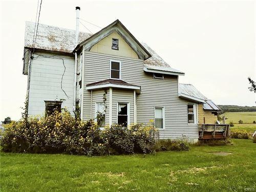 132 Acre Farm 4 Bed 1 Bath Home : Edmeston : Otsego County : New York