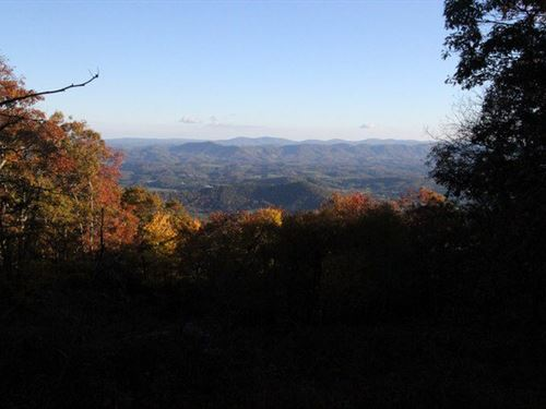 Lot P-6 Point Lookout Mountain : Independence : Grayson County : Virginia