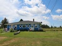 Coastal Country Home, Lubec, Maine : Lubec : Washington County : Maine