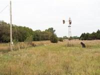 80 Cropland & Hunting : Nash : Garfield County : Oklahoma