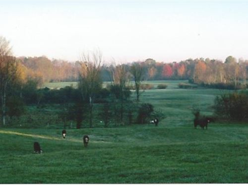 Organic Farm With Pond And Views : Canton : Saint Lawrence County : New York