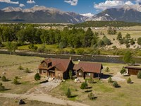 3642422, A True Colorado Retreat : Nathrop : Chaffee County : Colorado