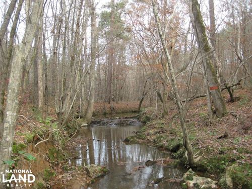 Liberty Hill Hunting And Timber Inv : Liberty Hill : McCormick County : South Carolina