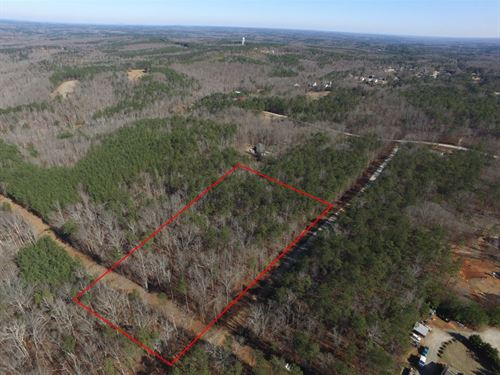 5 Acres Blakely Way : Douglasville : Douglas County : Georgia