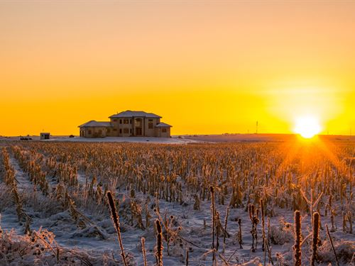 Watkins Estate : Brighton : Adams County : Colorado
