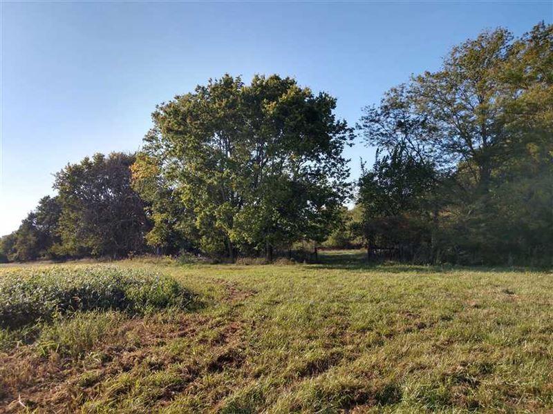 Turnkey Hunting Property South of : Louisburg : Miami County : Kansas