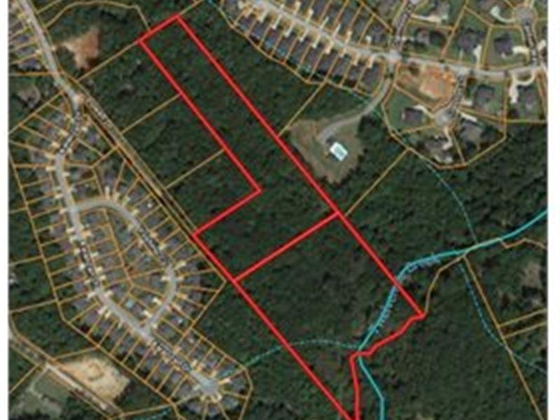 Undeveloped Acreage, Lexington : Lexington : Lexington County : South Carolina