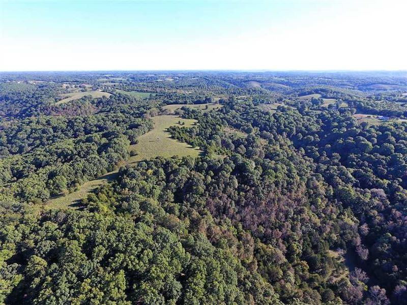 Development/Recreation Property NE : Galena : Stone County : Missouri