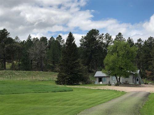 Pine Ridge Ponds : Chadron : Dawes County : Nebraska