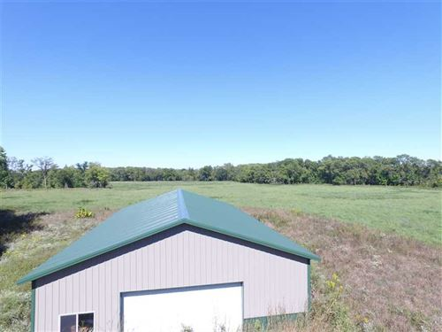 58 Acres For Sale in Neosho County : Stark : Neosho County : Kansas