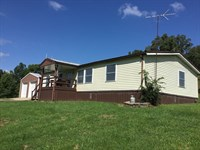 Recreational Acreage With Home : Mansfield : Wright County : Missouri