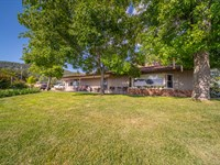 Beautiful Mesa Grande Home : Santa Ysabel : San Diego County : California