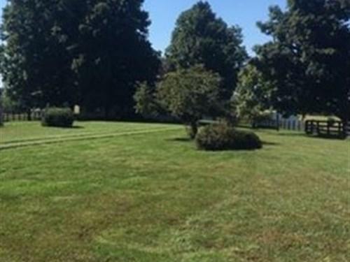 Beautiful Northern Kentucky Farm : Verona : Boone County : Kentucky