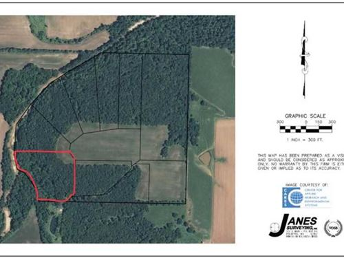 7.5 Acre M/L Country Living New ho : Palmyra : Marion County : Missouri