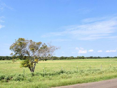 Rural Acreage Montalba Tx, East Tx : Montalba : Anderson County : Texas