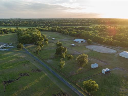 East Texas Luxury Ranch Terrell : Terrell : Kaufman County : Texas