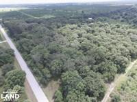 SW Hull Country Homesite : Arcadia : Desoto County : Florida