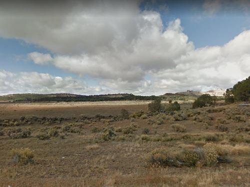 5 Acre Lot In Sandoval County : La Jara : Sandoval County : New Mexico