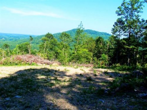 19.45 Acres, Mtn Views, Creek : Livingston : Overton County : Tennessee