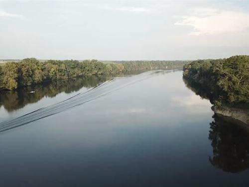 29-056 Nwtf Alabama River Property : Millbrook : Elmore County : Alabama