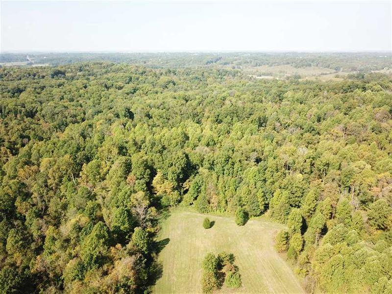 78 Acres, Coen Rd, Greene County : Bloomfield : Greene County : Indiana