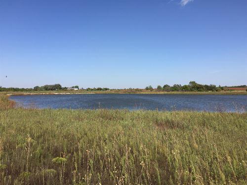 144 Acres Farm Land, Cowley County : Rock : Cowley County : Kansas