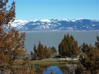 3 Parcels With Frontage Goose Lake : Davis Creek : Modoc County : California