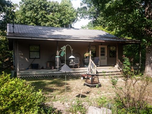 Recreational Property 40 Acres : Williford : Lawrence County : Arkansas