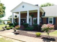 TN Hobby Farm Fruit Orchard Pasture : Morris Chapel : Hardin County : Tennessee